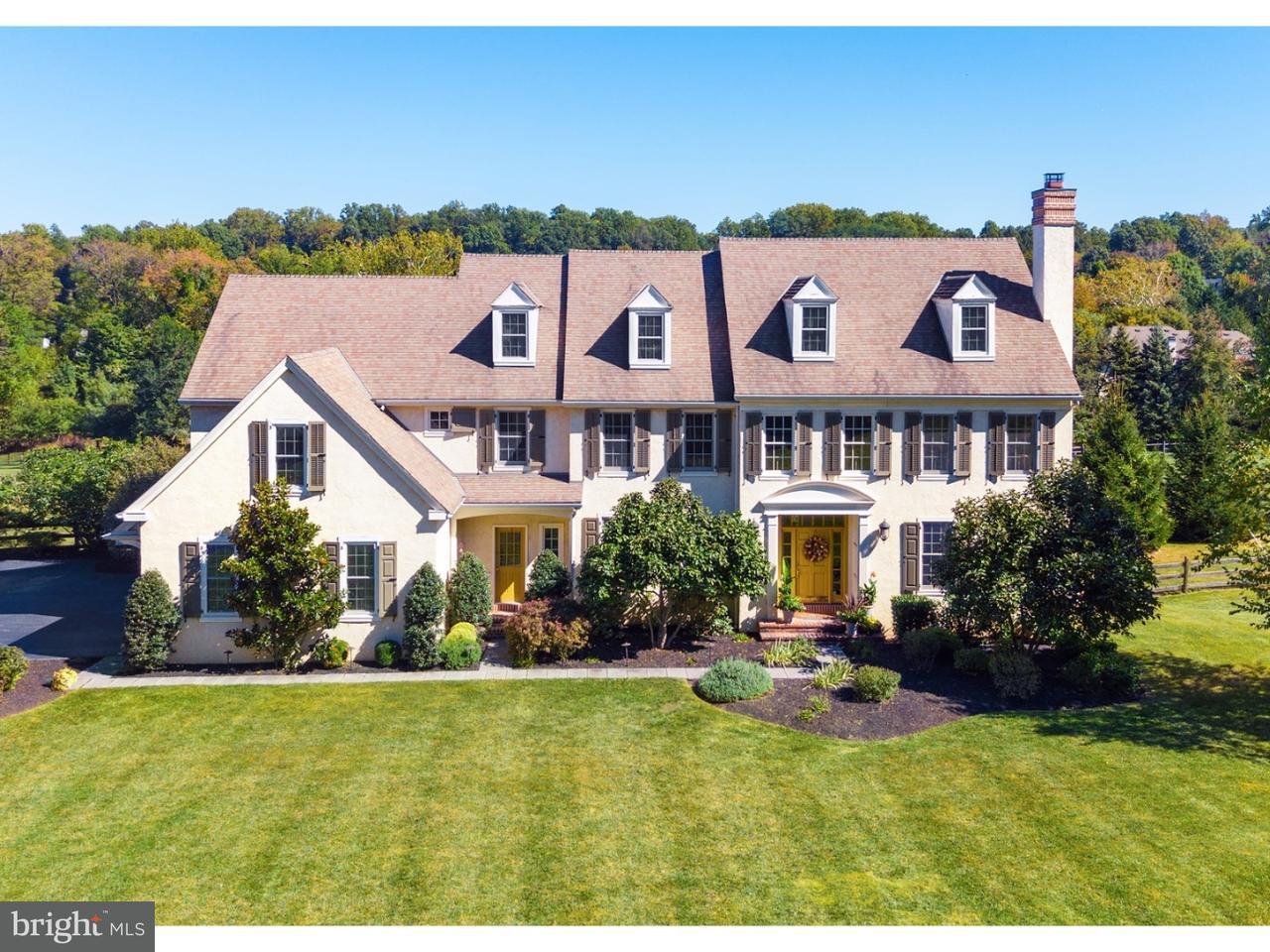 Частный односемейный дом для того Продажа на 101 DIAMOND ROCK Road Phoenixville, Пенсильвания 19460 Соединенные Штаты