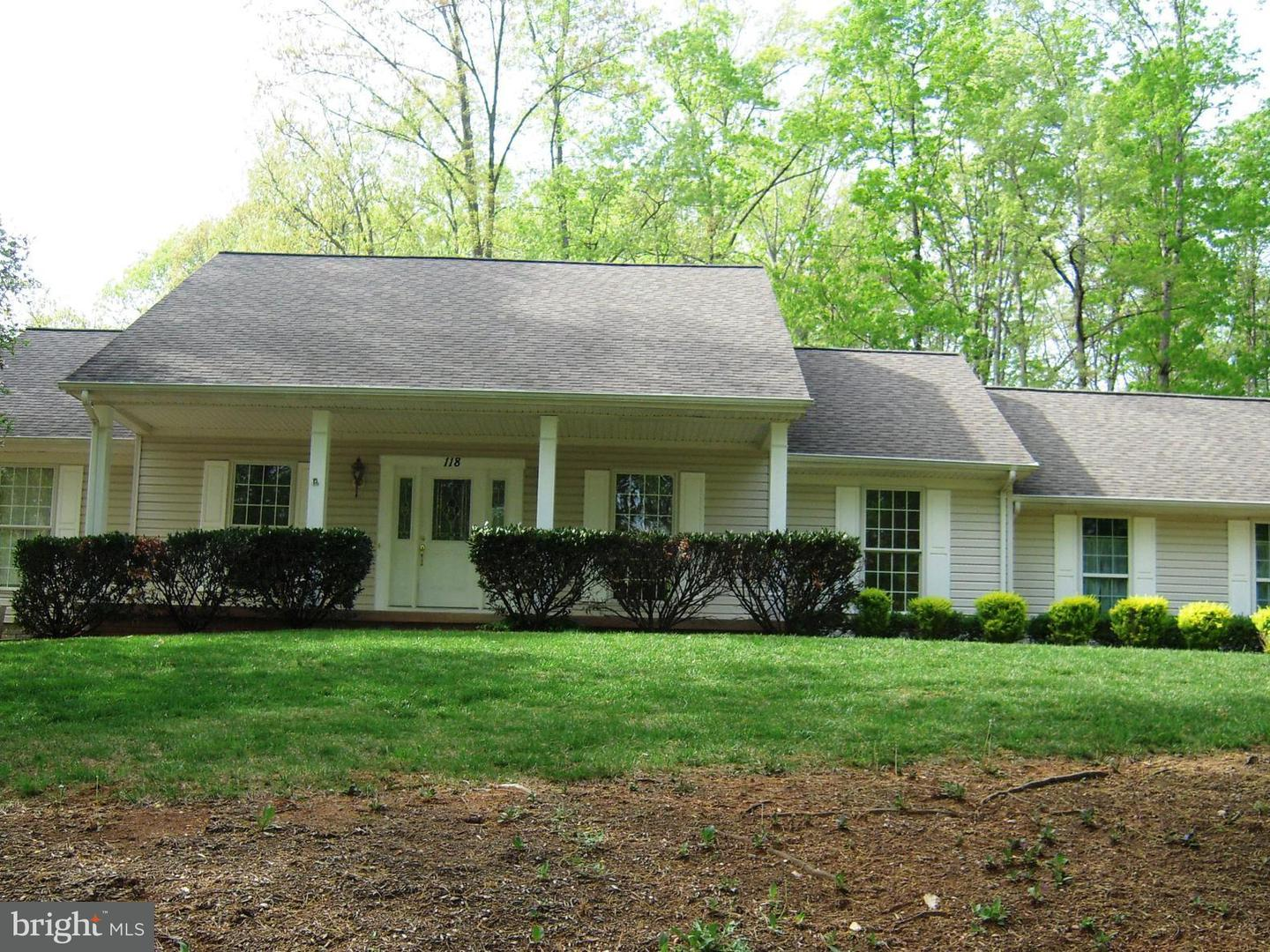 Other Residential for Rent at 118 Edgehill Dr Locust Grove, Virginia 22508 United States