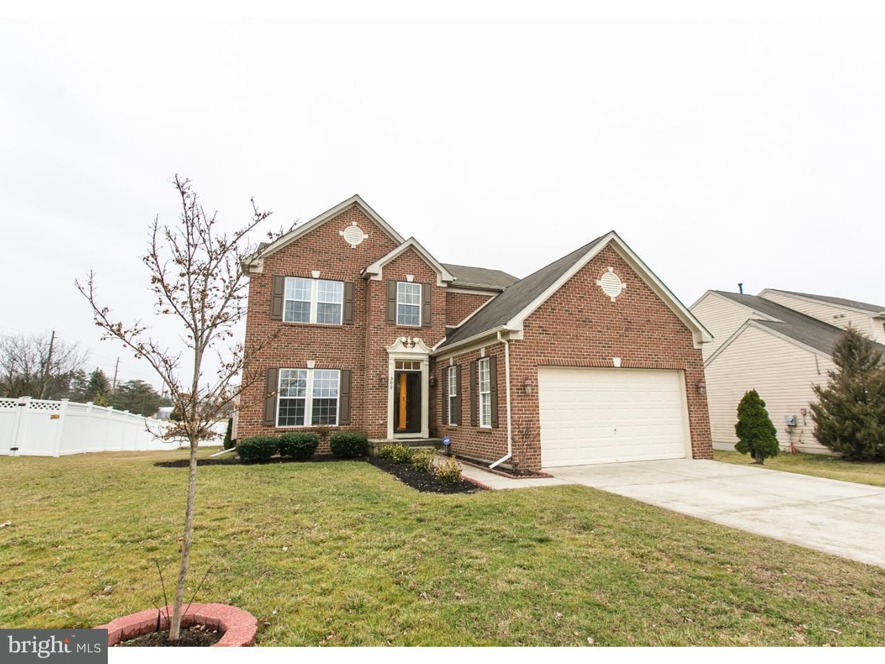 Частный односемейный дом для того Продажа на 302 W CROSSING Drive Mount Royal, Нью-Джерси 08061 Соединенные Штаты