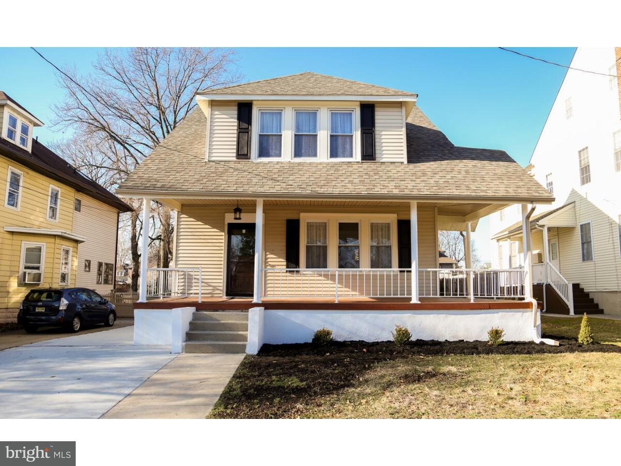 Tek Ailelik Ev için Satış at 119 CHESTNUT Street Audubon, New Jersey 08106 Amerika Birleşik Devletleri