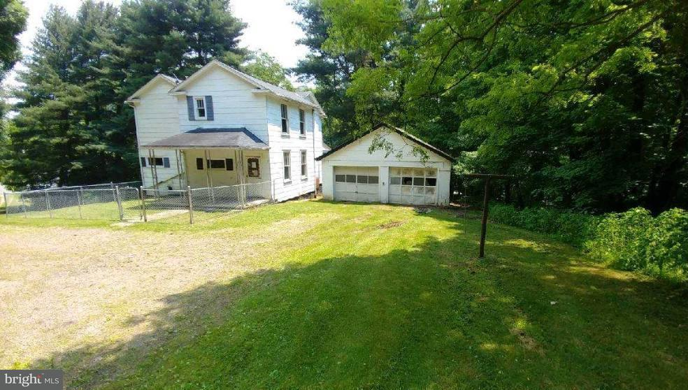 Single Family for Sale at 23804 Hill St Barton, Maryland 21521 United States
