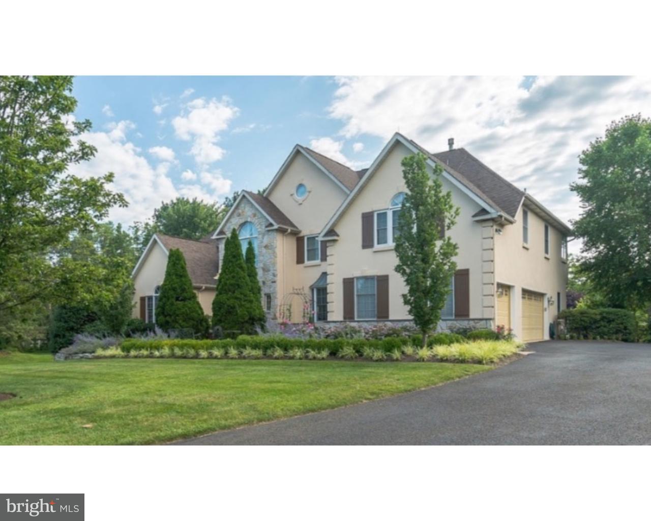 Maison unifamiliale pour l Vente à 110 BROCHANT Circle Blue Bell, Pennsylvanie 19422 États-Unis