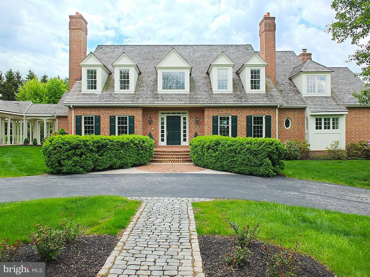 Single Family Home for Sale at 107 MINE Road Malvern, Pennsylvania 19355 United States