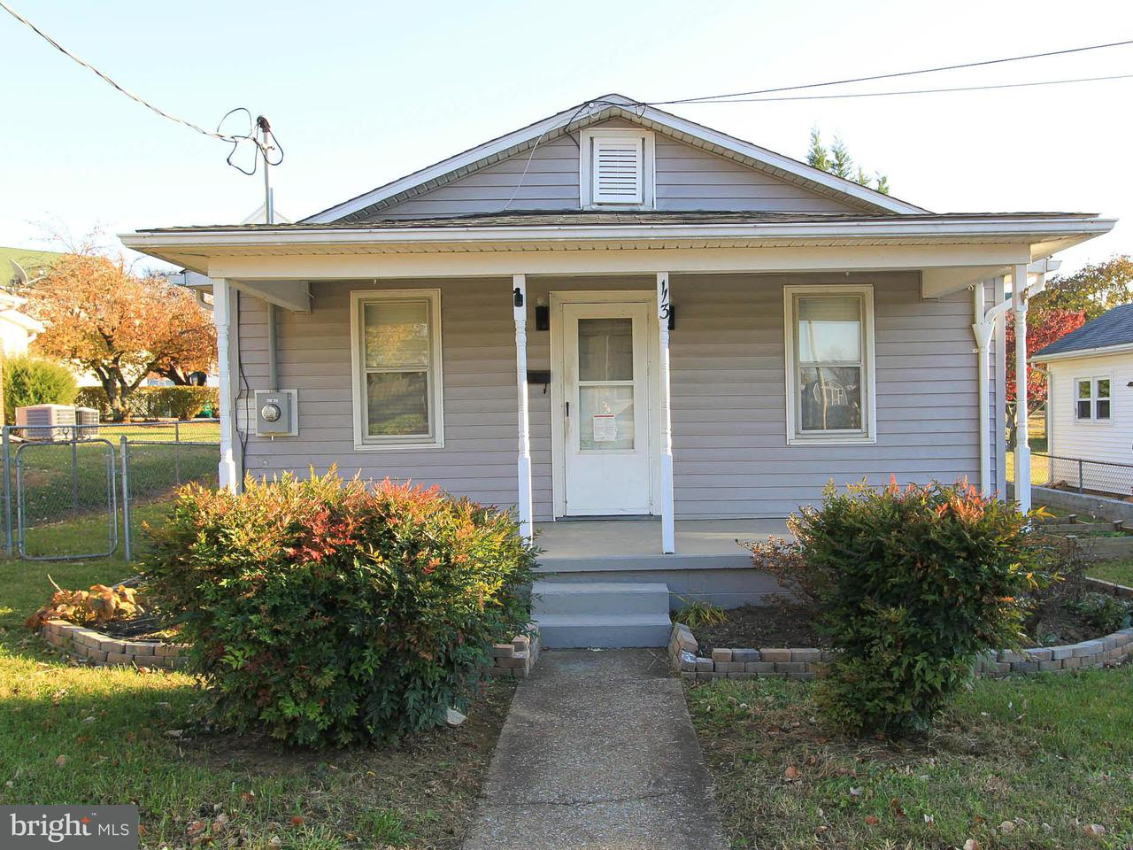 Other Residential for Rent at 113 4th Avenue W Ranson, West Virginia 25438 United States