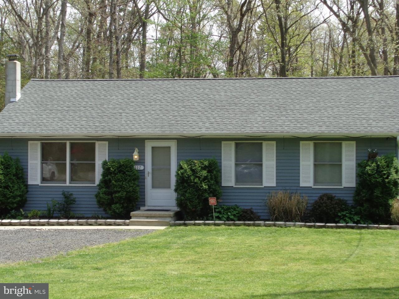 Casa para uma família para Locação às 117 ROSEDALE Drive Elmer, Nova Jersey 08318 Estados Unidos