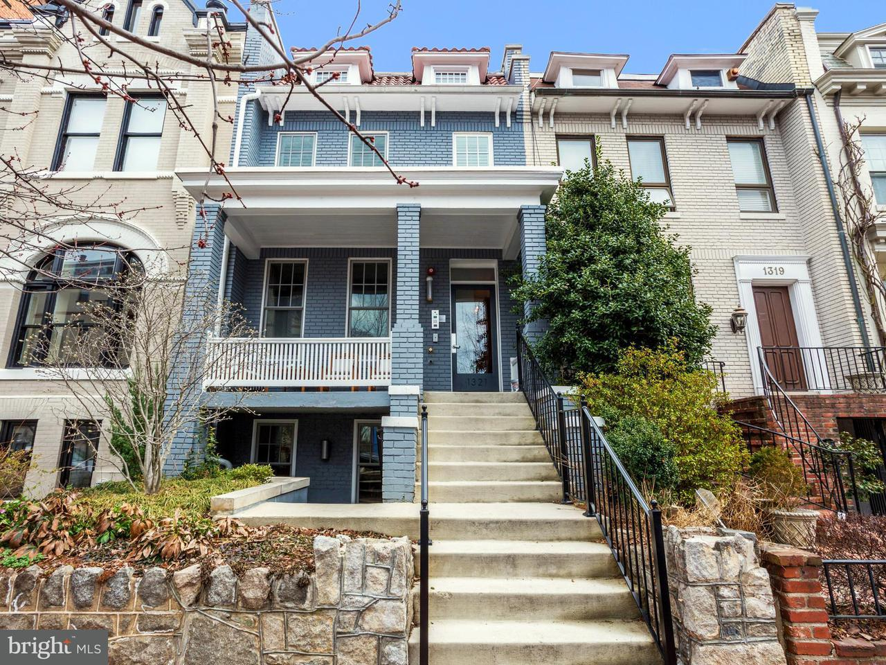 Condominium for Sale at 1321 21st St NW #5 Washington, District Of Columbia 20036 United States