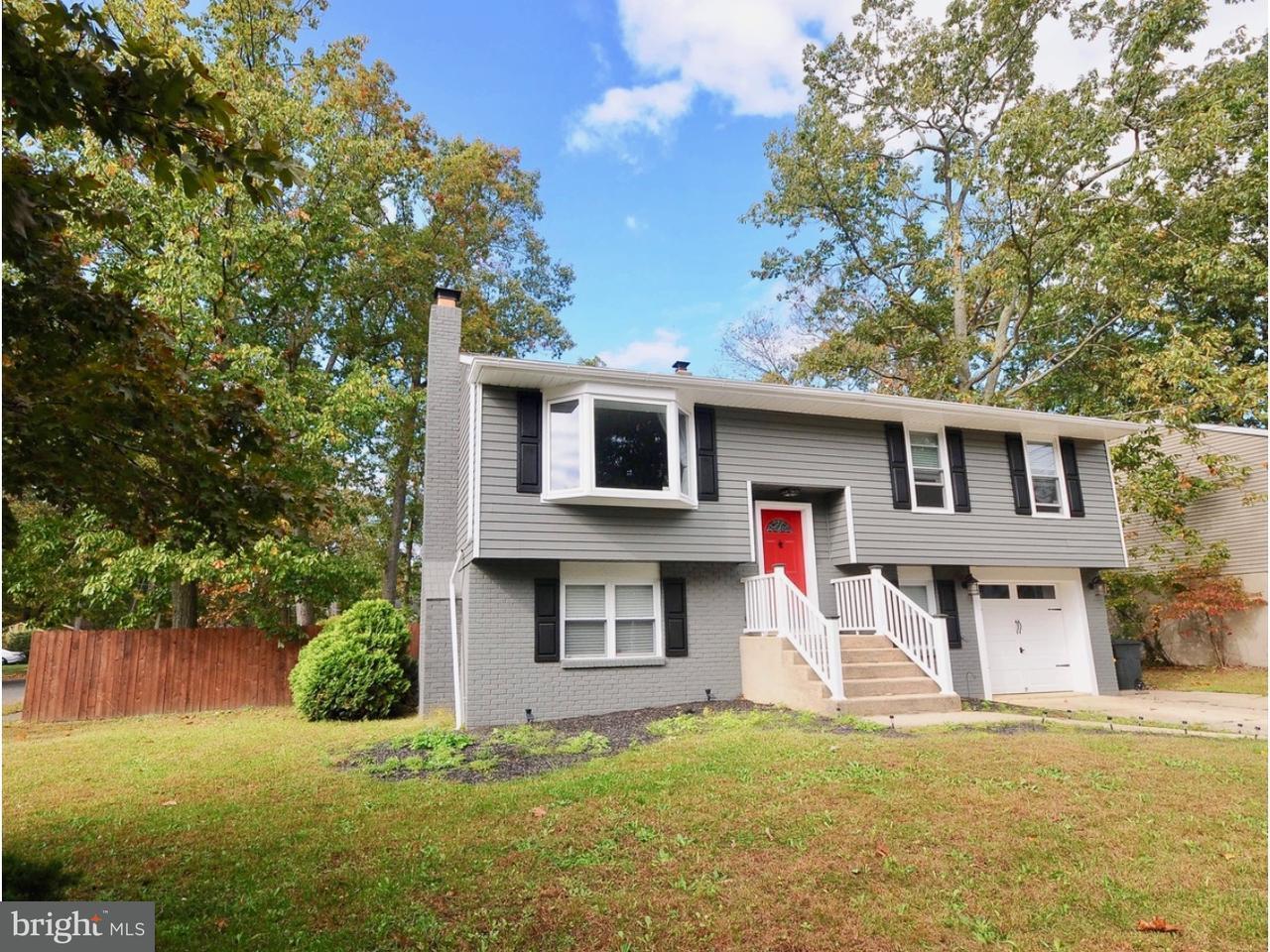 Maison unifamiliale pour l Vente à 614 KAYSER Avenue Pine Hill, New Jersey 08021 États-Unis