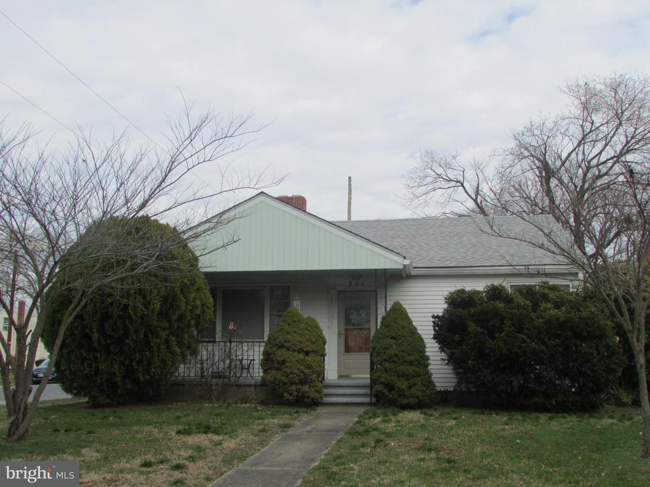 Single Family for Sale at 301 Church St Sudlersville, Maryland 21668 United States