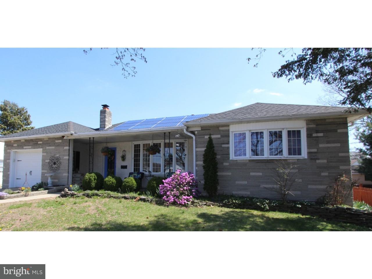 Частный односемейный дом для того Продажа на 86 MORSE Avenue Gibbstown, Нью-Джерси 08027 Соединенные Штаты