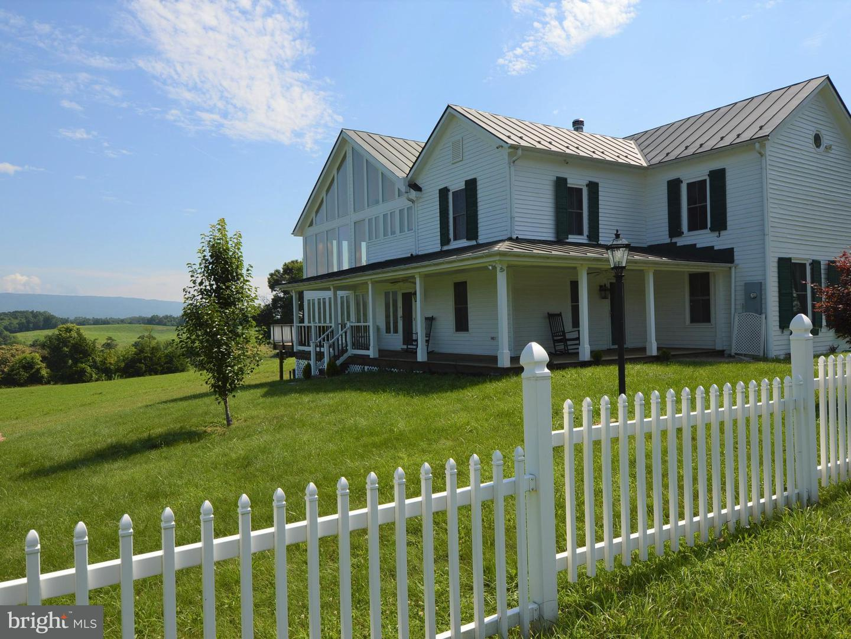 Farm for Sale at 20361 Senedo Rd Edinburg, Virginia 22824 United States