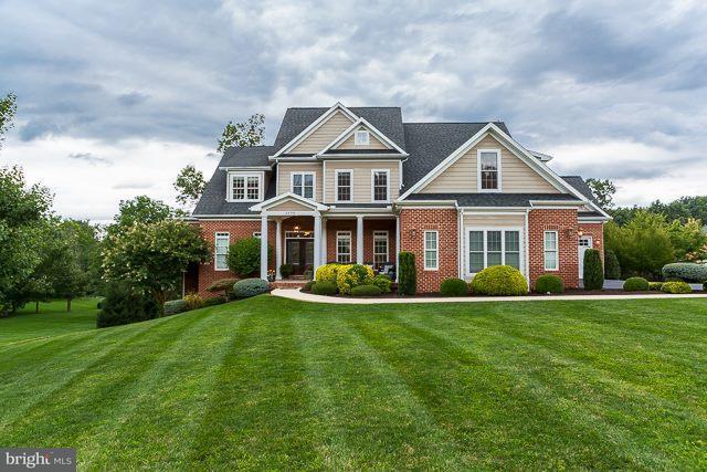 Casa Unifamiliar por un Venta en 3590 Traveler Road 3590 Traveler Road Harrisonburg, Virginia 22801 Estados Unidos