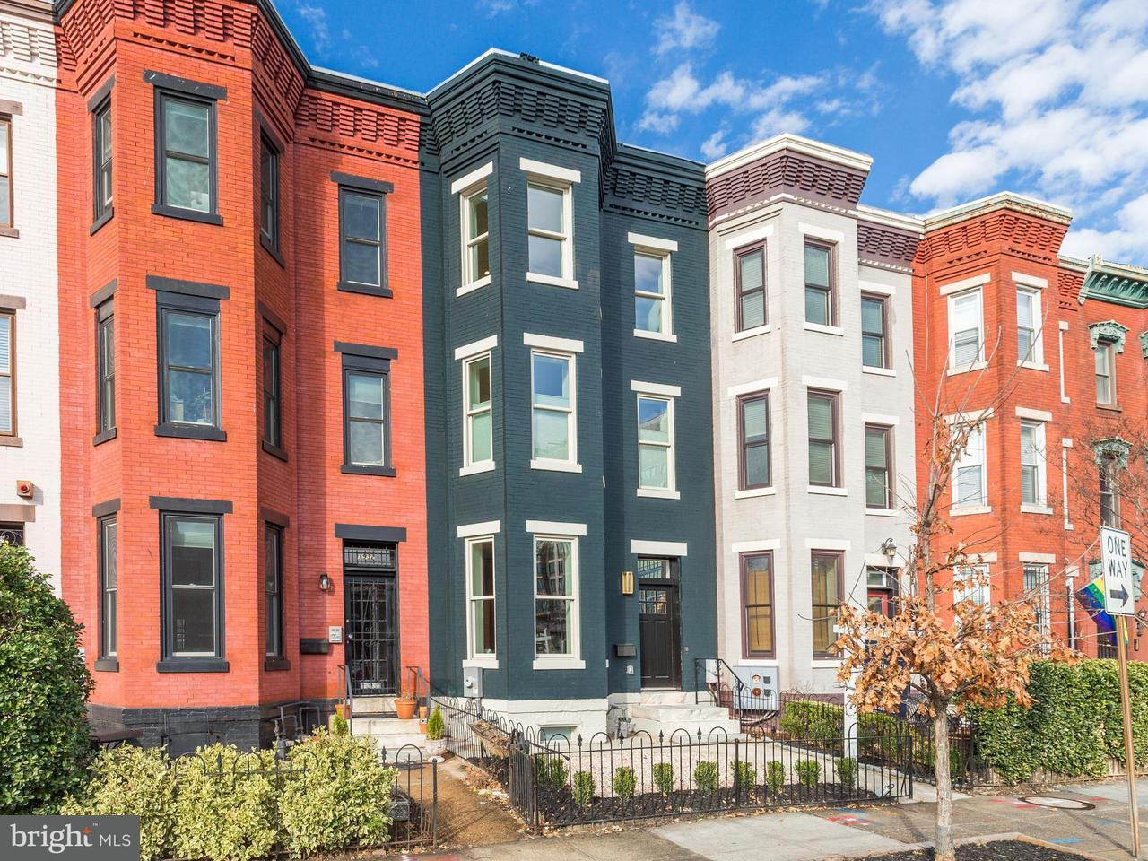 Single Family for Sale at 1934 15th St NW Washington, District Of Columbia 20009 United States