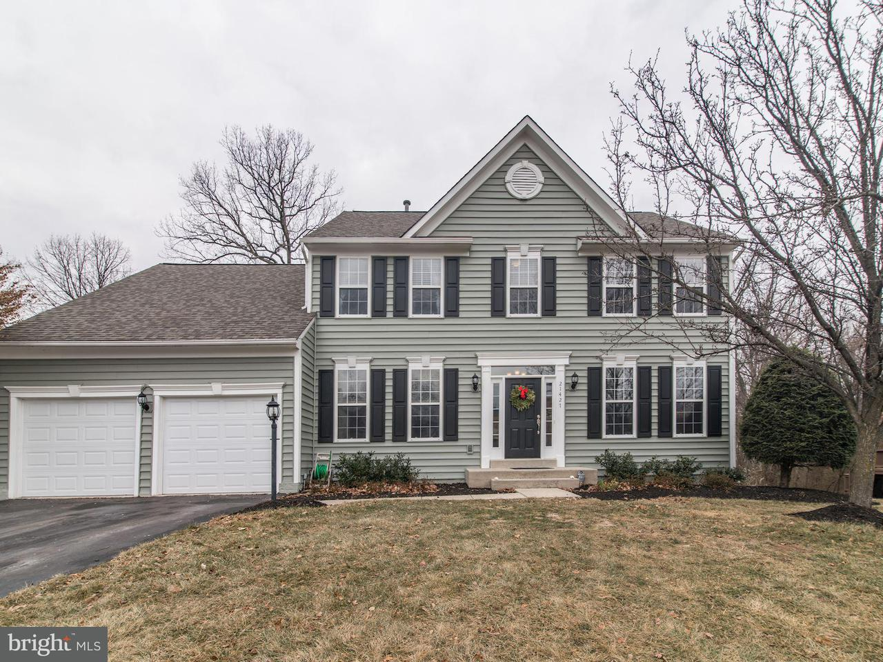 Single Family Home for Sale at 21427 Midsummer Way 21427 Midsummer Way Broadlands, Virginia 20148 United States