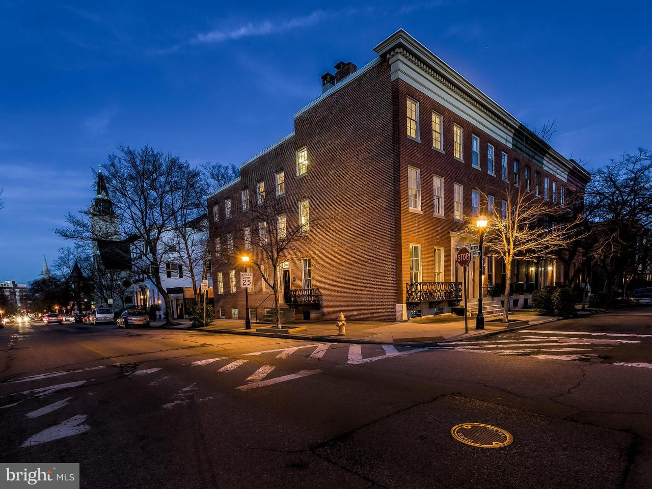 Single Family for Sale at 221 Lafayette Ave W Baltimore, Maryland 21217 United States