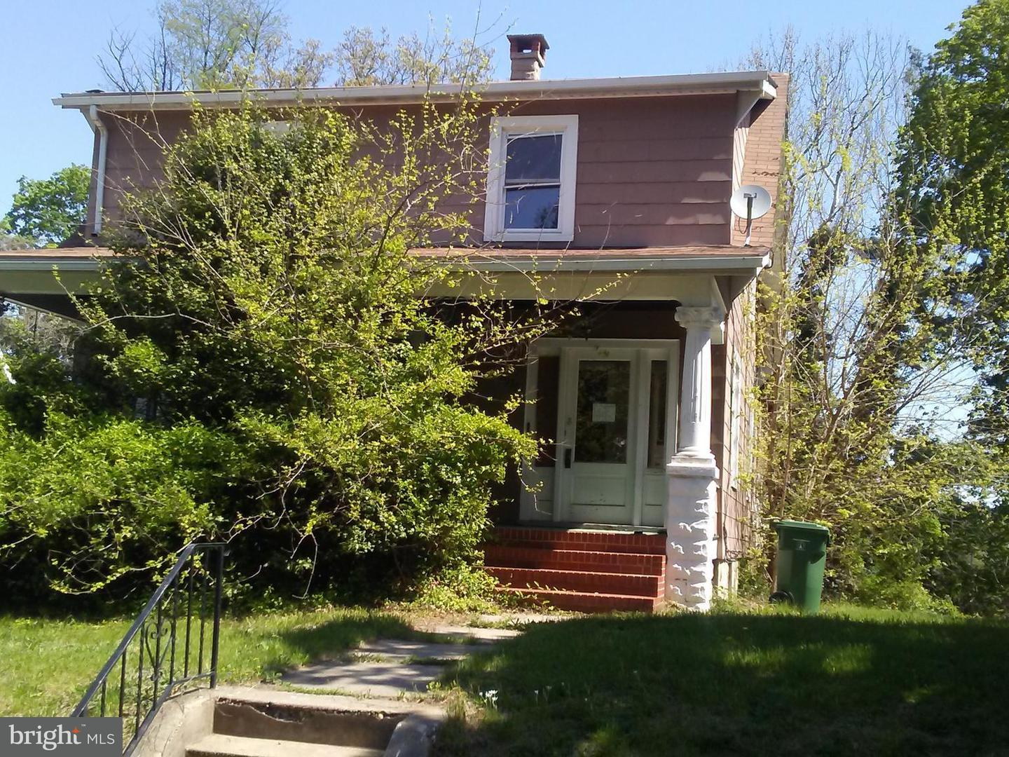 Single Family for Sale at 3026 Overland Ave Baltimore, Maryland 21214 United States