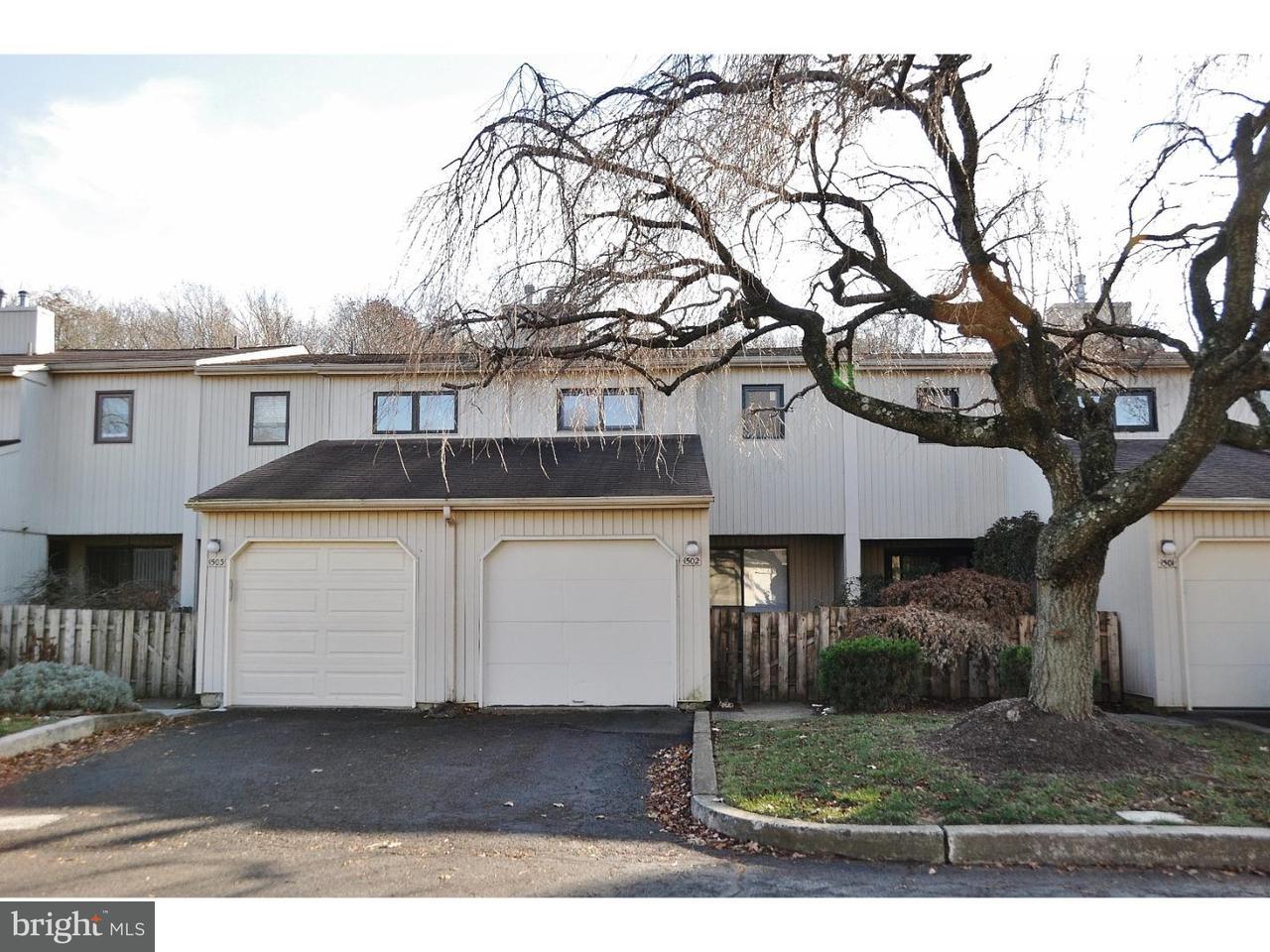 タウンハウス のために 賃貸 アット 1502 SENECA RUN Ambler, ペンシルベニア 19002 アメリカ合衆国
