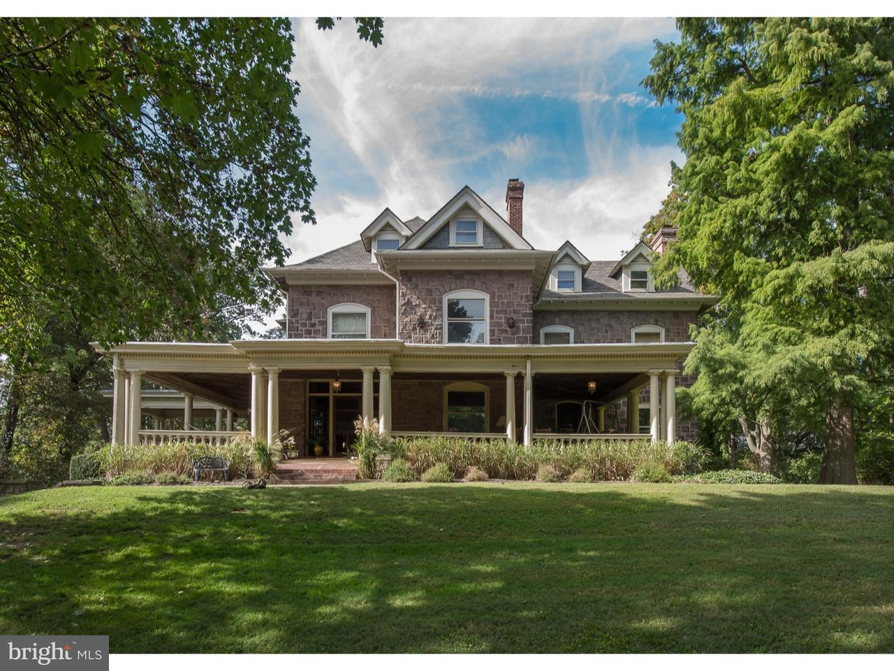 Частный односемейный дом для того Продажа на 437 N HIGHLAND Avenue Merion Station, Пенсильвания 19066 Соединенные Штаты