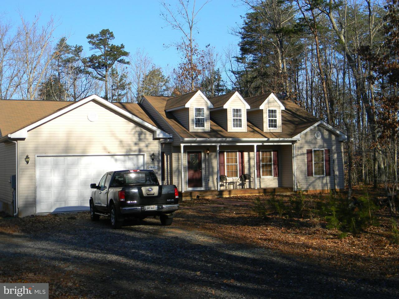 Other Residential for Rent at 935 Centerville Rd Mineral, Virginia 23117 United States