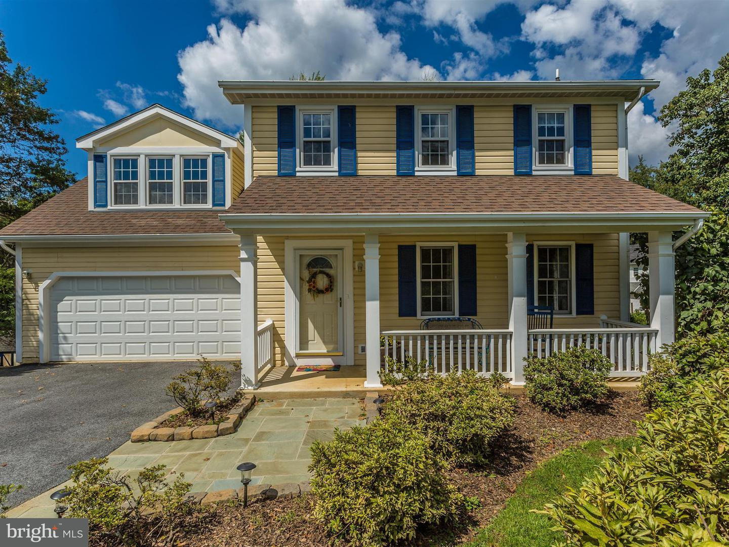 Single Family for Sale at 1606 Gibbons Ct Point Of Rocks, Maryland 21777 United States