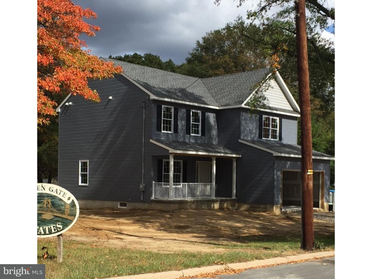 Частный односемейный дом для того Продажа на 86 STREEKER Road North Hanover, Нью-Джерси 08562 Соединенные Штаты