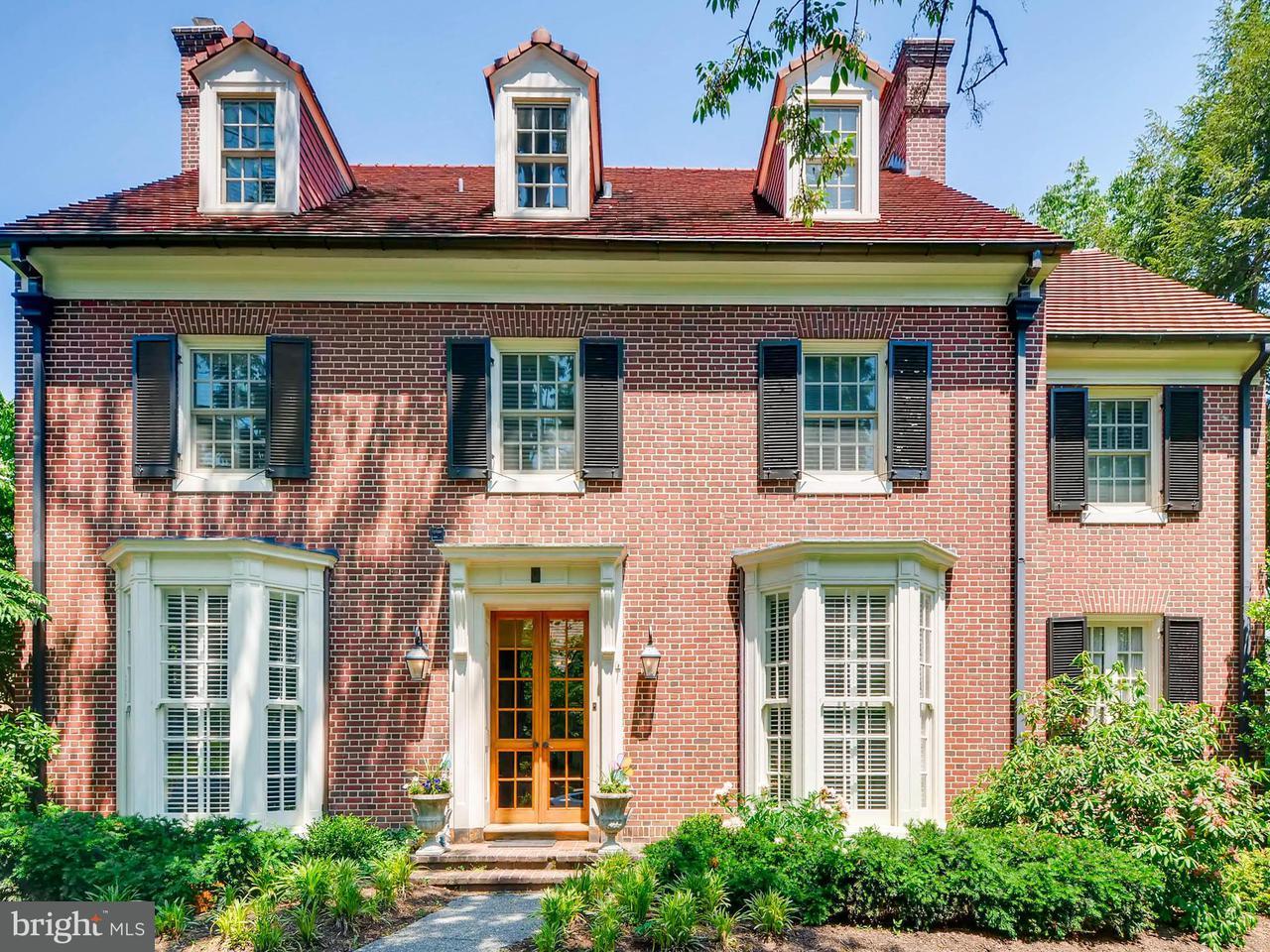 Einfamilienhaus für Verkauf beim 6 Saint Martins Road 6 Saint Martins Road Baltimore, Maryland 21218 Vereinigte Staaten
