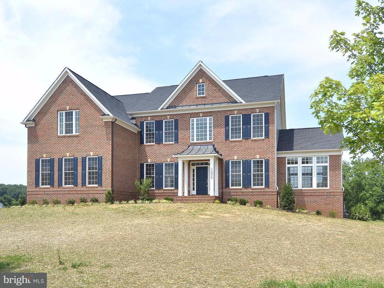 Single Family Home for Sale at 12406 All Daughters Lane 12406 All Daughters Lane Highland, Maryland 20777 United States