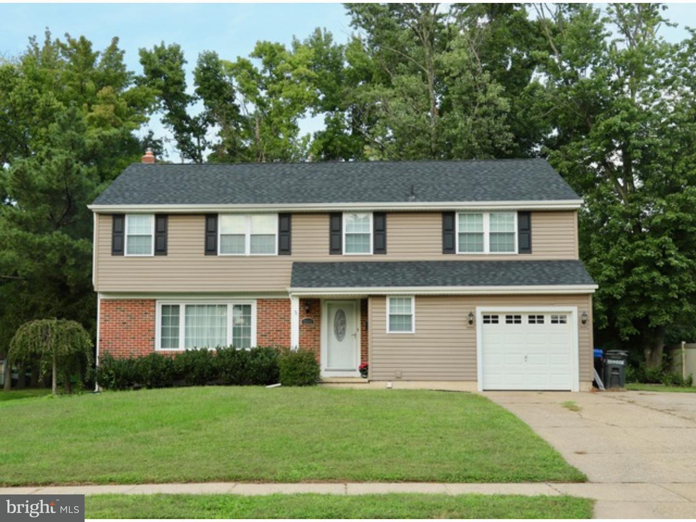 Einfamilienhaus für Verkauf beim 2201 YELLOWSTONE Road Cinnaminson, New Jersey 08077 Vereinigte Staaten