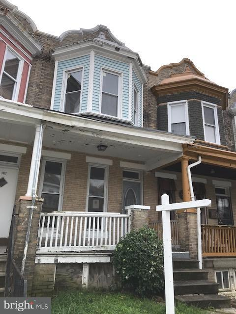 Single Family for Sale at 3019 Brighton St Baltimore, Maryland 21216 United States