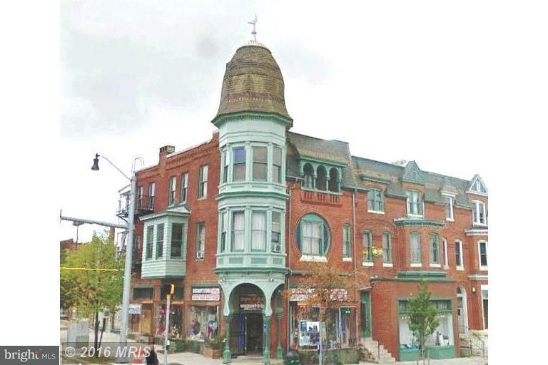 Commercial for Sale at 2443 Charles St N Baltimore, Maryland 21218 United States