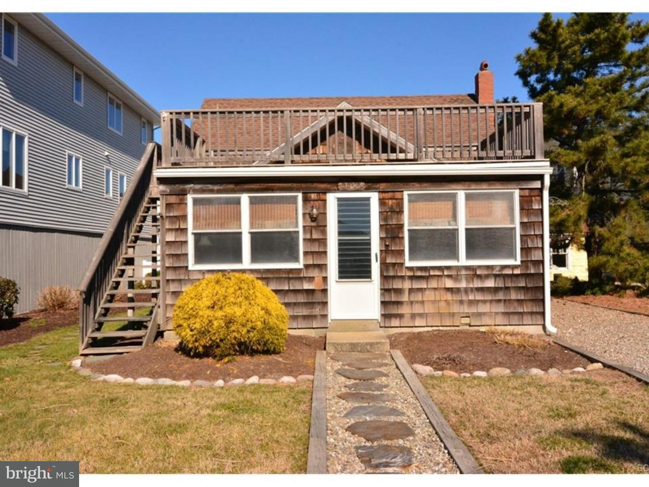 Single Family Home for Sale at 105 HOLLYWOOD Street Bethany Beach, Delaware 19930 United States