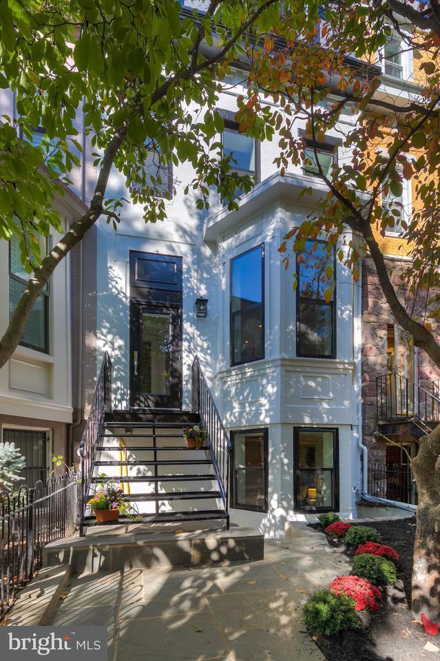 联栋屋 为 销售 在 1307 Riggs St Nw #2 1307 Riggs St Nw #2 华盛顿市, 哥伦比亚特区 20005 美国
