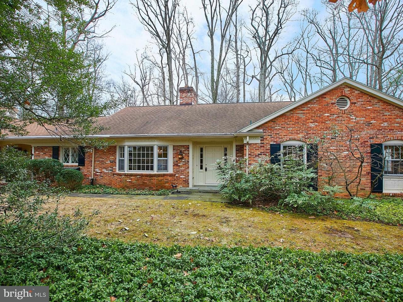 Single Family Home for Sale at 11219 Willowbrook Drive 11219 Willowbrook Drive Potomac, Maryland 20854 United States