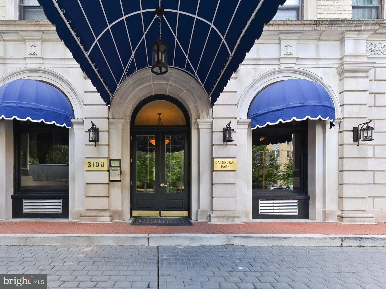 共管式独立产权公寓 为 销售 在 3100 Connecticut Ave Nw #323 3100 Connecticut Ave Nw #323 华盛顿市, 哥伦比亚特区 20008 美国