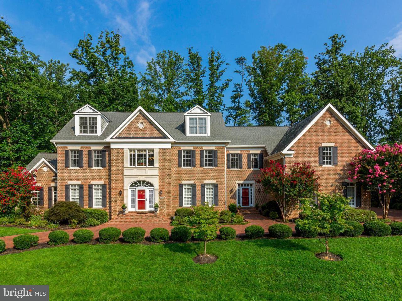Casa Unifamiliar por un Venta en 8836 Rommel Drive 8836 Rommel Drive Lorton, Virginia 22079 Estados Unidos