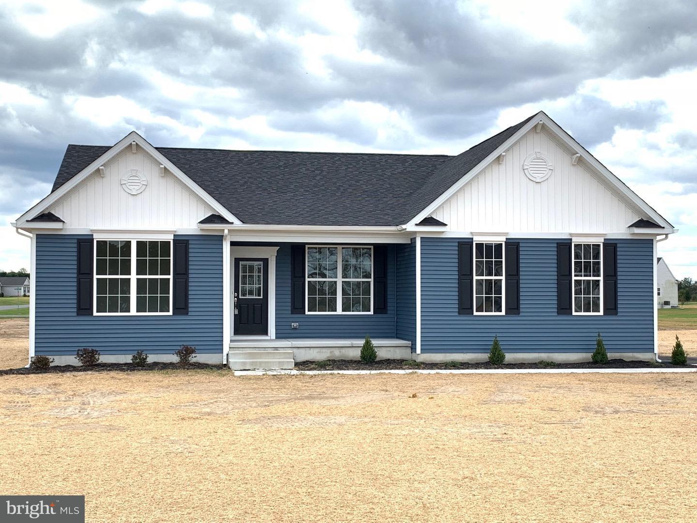 Частный односемейный дом для того Продажа на 20331 BLUEBERRY Drive Lincoln, Делавэр 19960 Соединенные Штаты