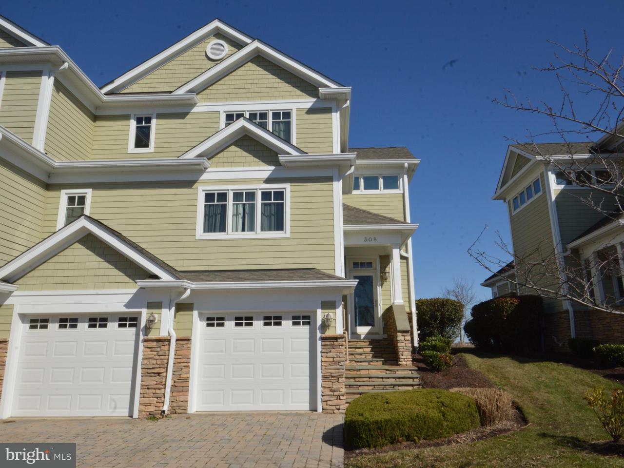 複式單位 為 出售 在 308 Narrows Pointe Dr #2-1 308 Narrows Pointe Dr #2-1 Grasonville, 馬里蘭州 21638 美國