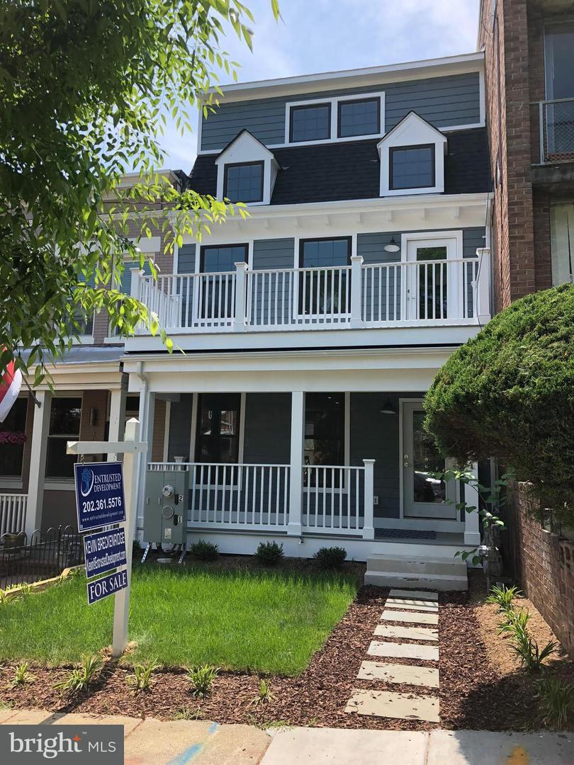 Single Family for Sale at 317 W St NE #2 Washington, District Of Columbia 20002 United States