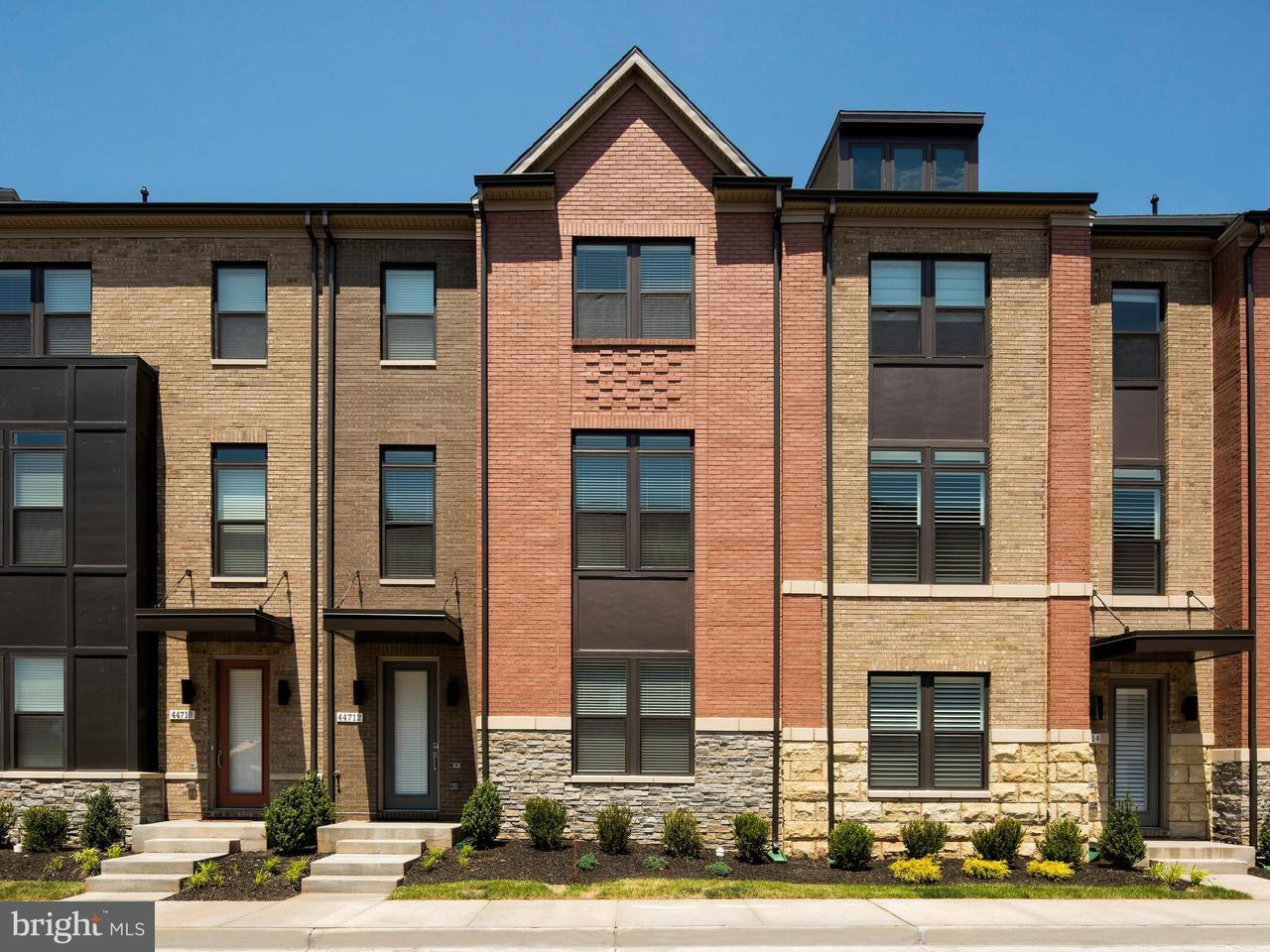 Townhouse for Sale at 44731 Medway Ter 44731 Medway Ter Ashburn, Virginia 20147 United States
