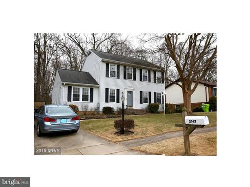 Property for sale at 2967 Harrogate Way, Abingdon,  MD 21009