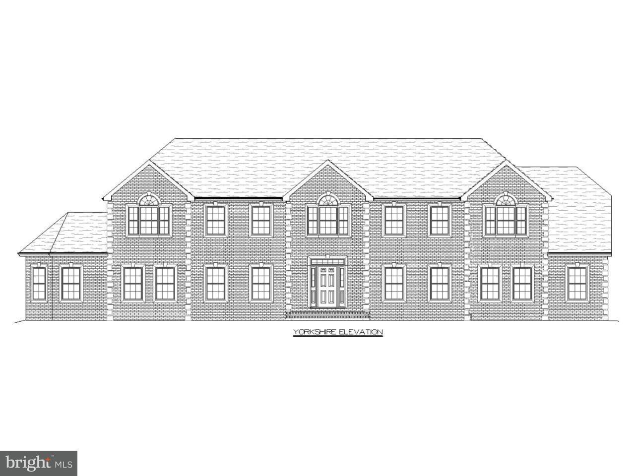 Maison unifamiliale pour l Vente à 12 SIENNA Court Robbinsville, New Jersey 08691 États-Unis