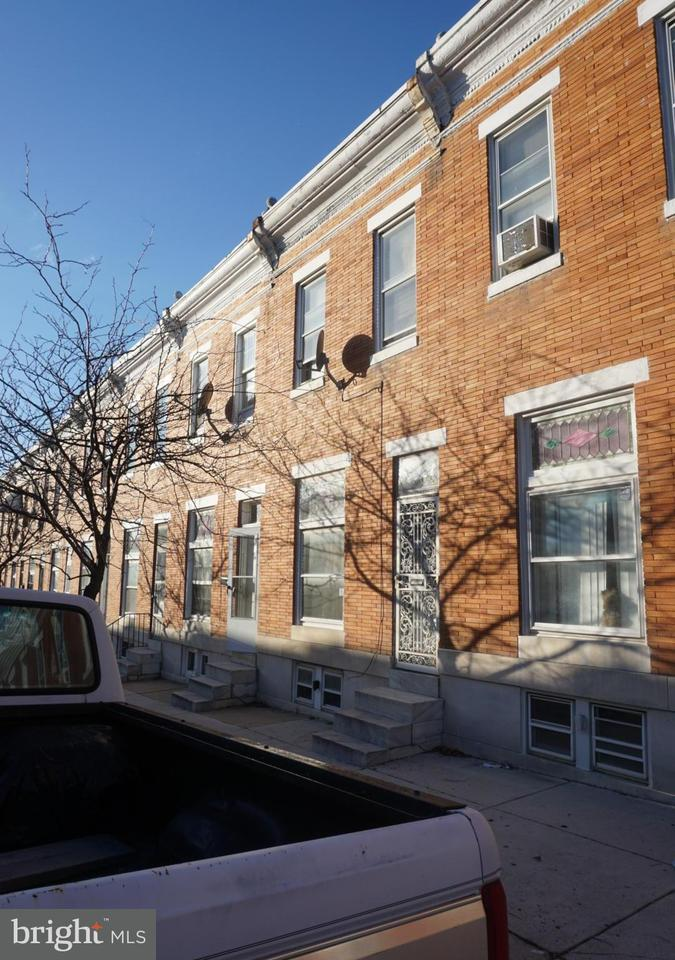 Single Family for Sale at 2114 Penrose Ave Baltimore, Maryland 21223 United States