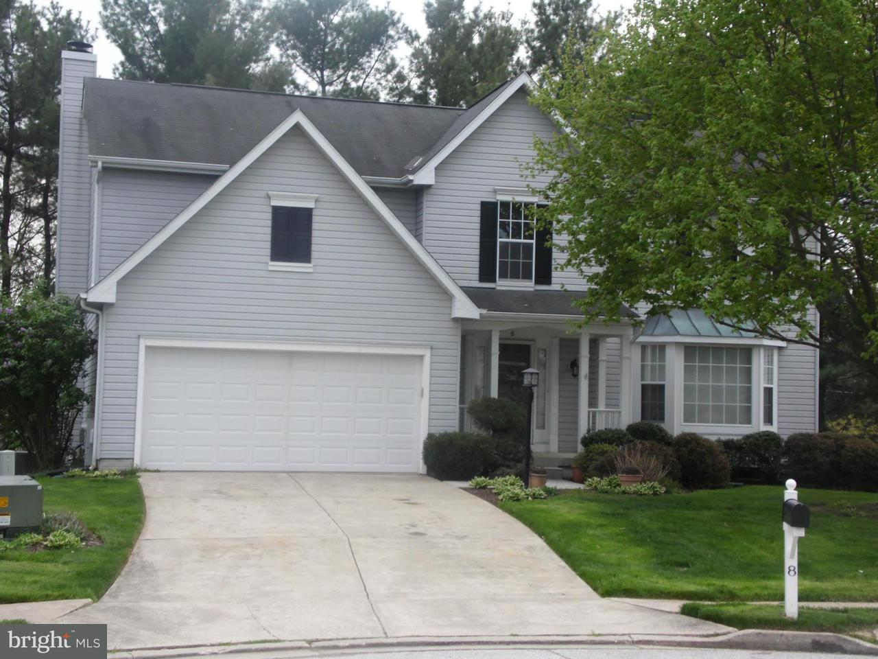 Other Residential for Rent at 8 Archery Ct Reisterstown, Maryland 21136 United States