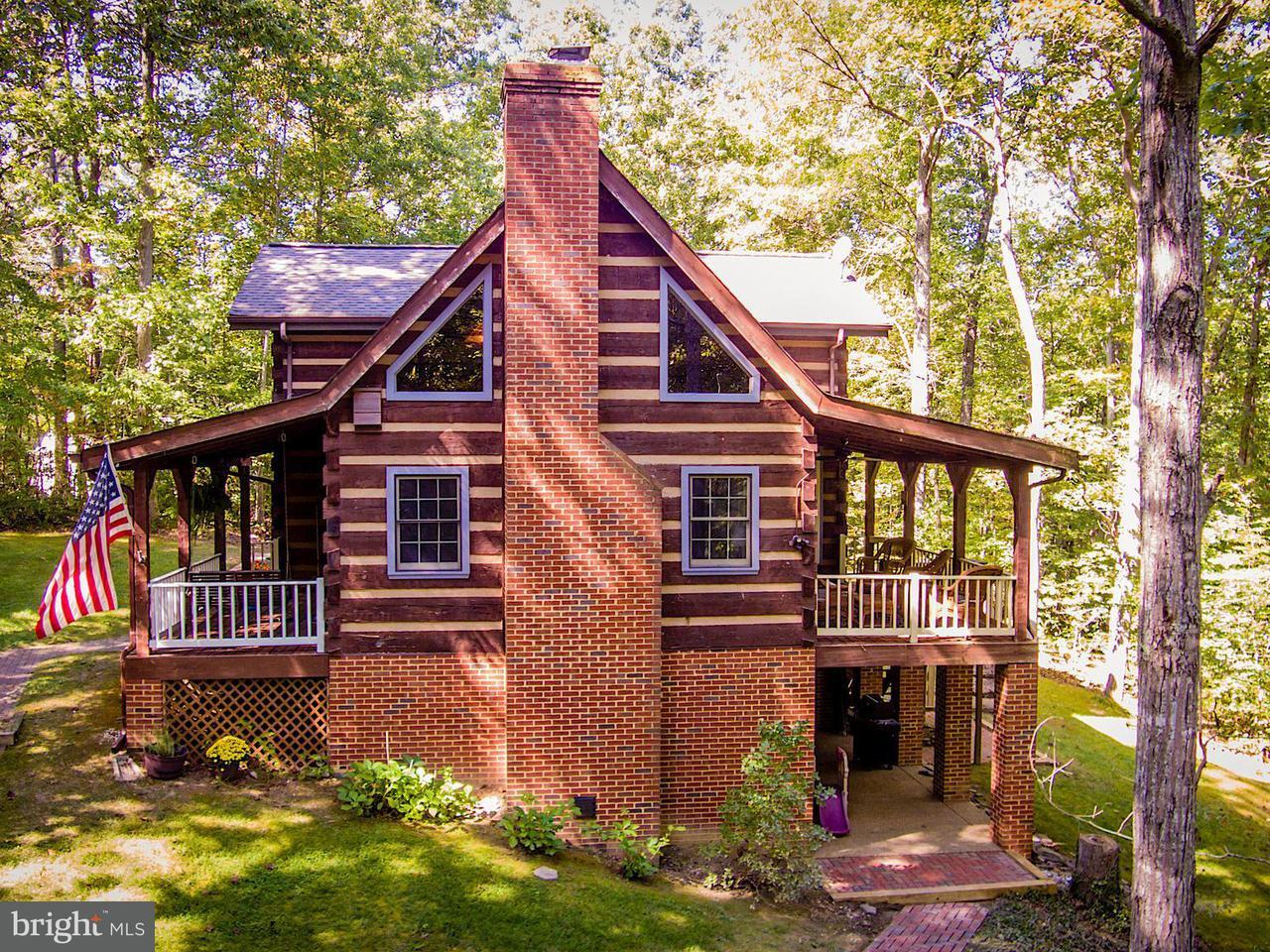 Eensgezinswoning voor Verkoop een t 13288 Blackwells Mill Road 13288 Blackwells Mill Road Goldvein, Virginia 22720 Verenigde Staten