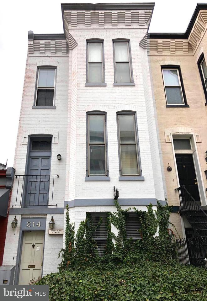 Single Family for Sale at 214 2nd St SE Washington, District Of Columbia 20003 United States