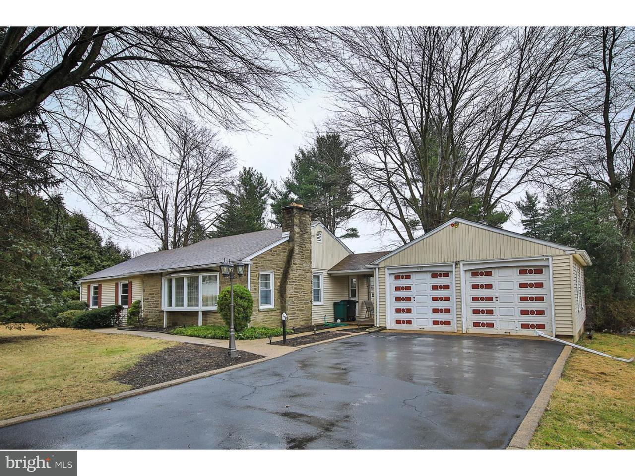 独户住宅 为 出租 在 1080 BYBERRY Road 亨廷顿谷, 宾夕法尼亚州 19006 美国