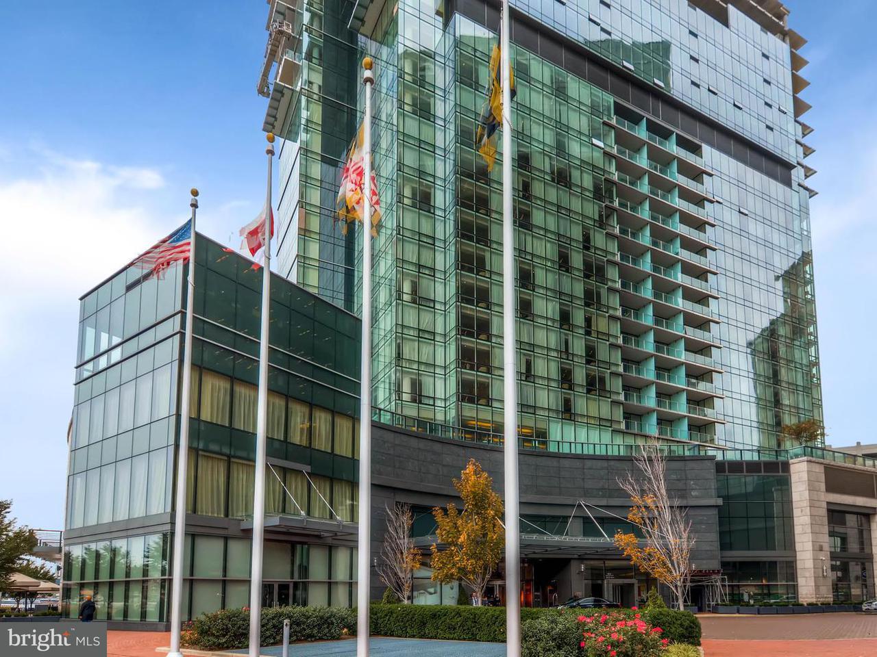 Appartement voor Verkoop een t 200 International Dr #2404 200 International Dr #2404 Baltimore, Maryland 21202 Verenigde Staten