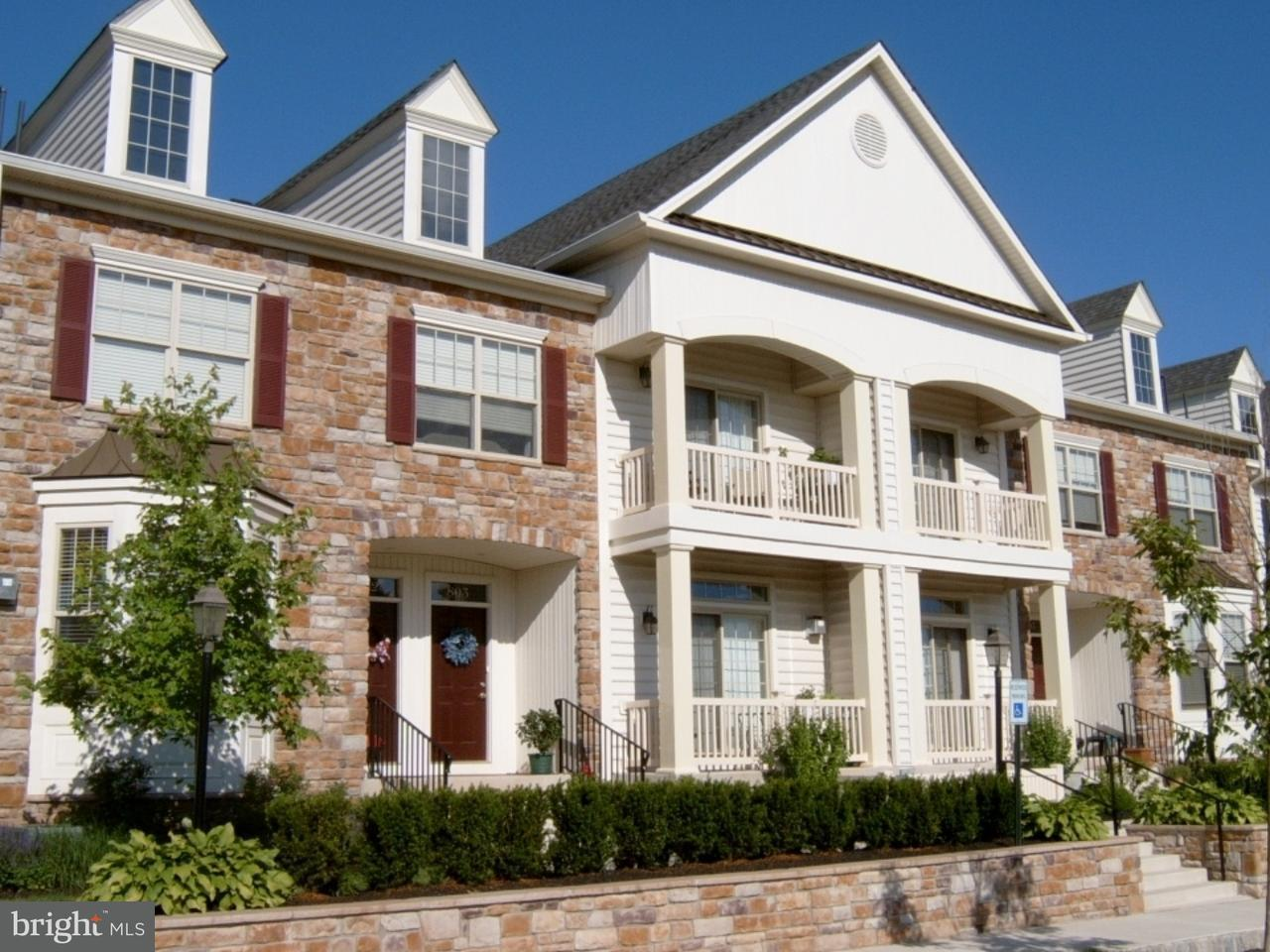 Townhouse for Rent at 512 RIDGEVIEW Court Sellersville, Pennsylvania 18960 United States