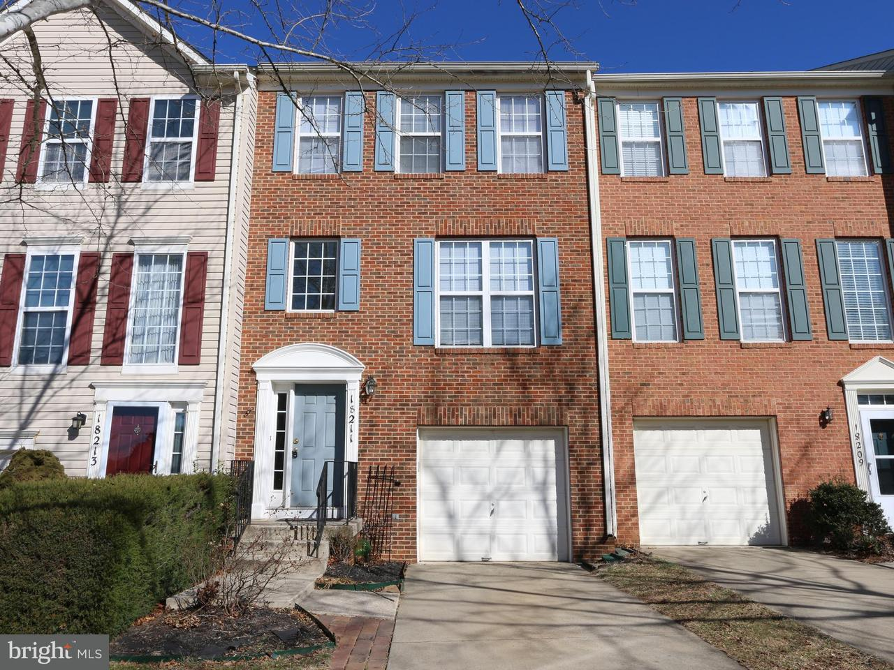 Other Residential for Rent at 18211 Endora Cir Boyds, Maryland 20841 United States