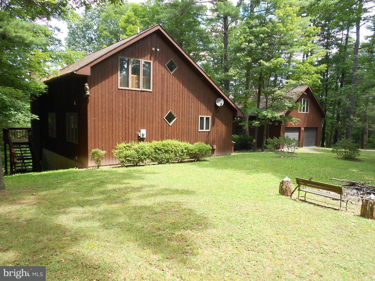 Single Family for Sale at 276 Mountain Laurel Ln Baker, West Virginia 26801 United States