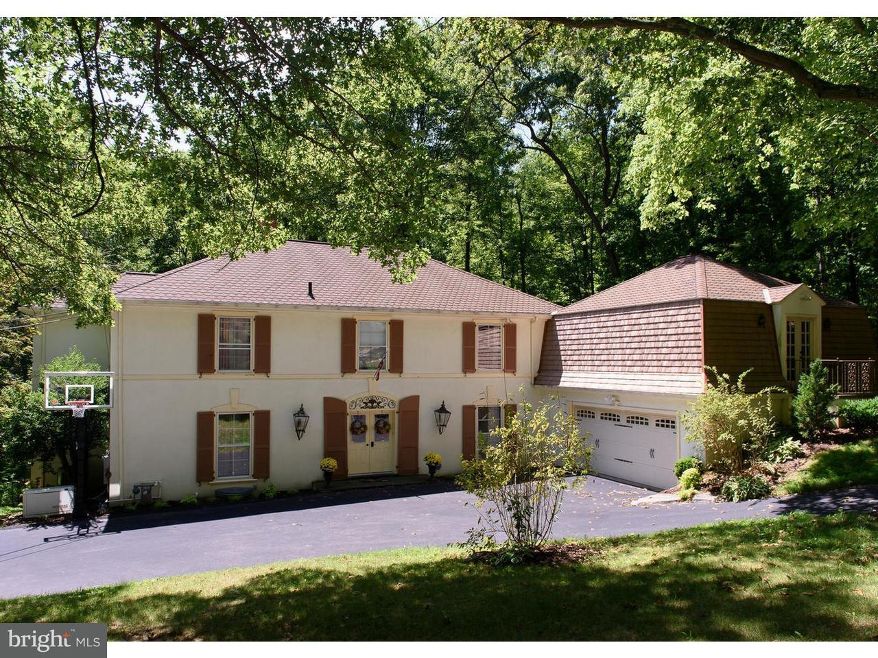 Maison unifamiliale pour l Vente à 1789 HAMILTON Drive Phoenixville, Pennsylvanie 19460 États-Unis